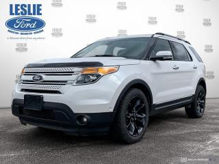 Used 2014 Ford Explorer LIMITED for sale in Harriston, ON