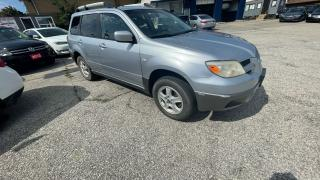 Used 2006 Mitsubishi Outlander LS for sale in Scarborough, ON