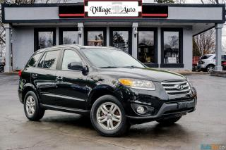 Used 2012 Hyundai Santa Fe GL for sale in Ancaster, ON