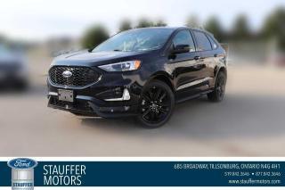 New 2021 Ford Edge ST Line for sale in Tillsonburg, ON