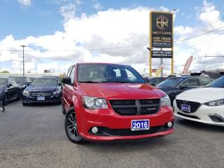 Used 2016 Dodge Grand Caravan No Accidents | SXT | CARAVAN | Certified for sale in Brampton, ON