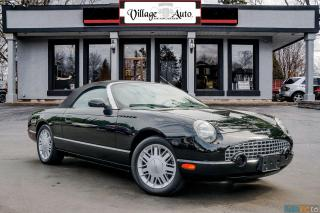 Used 2002 Ford Thunderbird for sale in Ancaster, ON