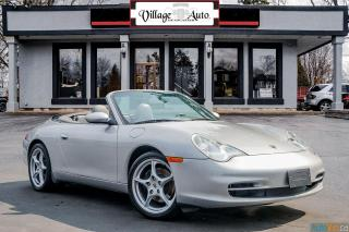 Used 2004 Porsche 911 Carrera for sale in Ancaster, ON