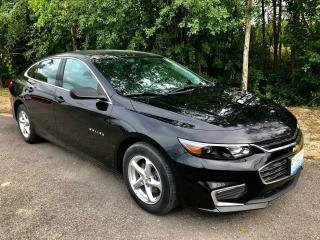 Used 2018 Chevrolet Malibu LS Only 62500 km  $75 weekly for sale in Perth, ON