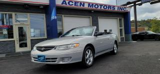 Used 2000 Toyota Camry Solara SLE for sale in Hamilton, ON