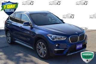 Used 2018 BMW X1 xDrive28i ONE OWNER for sale in Grimsby, ON