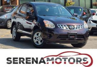 Used 2011 Nissan Rogue S | AUTO | CURISE | BLUETOOTH | NO ACCIDENTS for sale in Mississauga, ON
