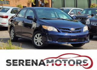 Used 2011 Toyota Corolla CE | MANUAL | AC | ONE OWNER | LOW KM | for sale in Mississauga, ON