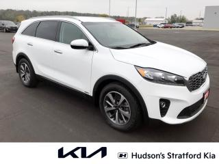 Used 2019 Kia Sorento 3.3L EX Leather Seats | Wireless Phone Charger | Rear Camera for sale in Stratford, ON