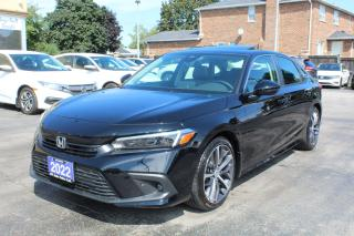 Used 2022 Honda Civic Touring for sale in Brampton, ON