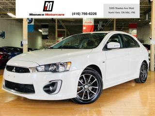 Used 2016 Mitsubishi Lancer Sportback SE - BACKUP CAM| SUNROOF | HEATED SEAT |ALLOY for sale in North York, ON