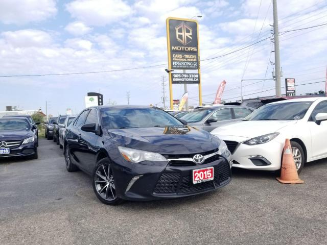 2015 Toyota Camry No Accidents | Auto | XSE | Certified
