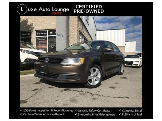 Used 2011 Volkswagen Jetta Comfortline - 2.5L AUTO, HEATED SEATS, ALLOYS for sale in Orleans, ON