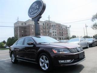 Used 2012 Volkswagen Passat 4DR SDN 2.0 TDI DSG COMFORTLINE for sale in Burlington, ON