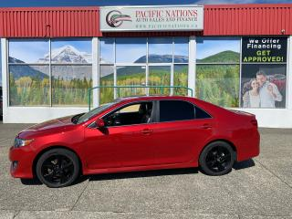 Used 2013 Toyota Camry SE for sale in Campbell River, BC