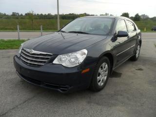Used 2007 Chrysler Sebring SXT for sale in Kitchener, ON