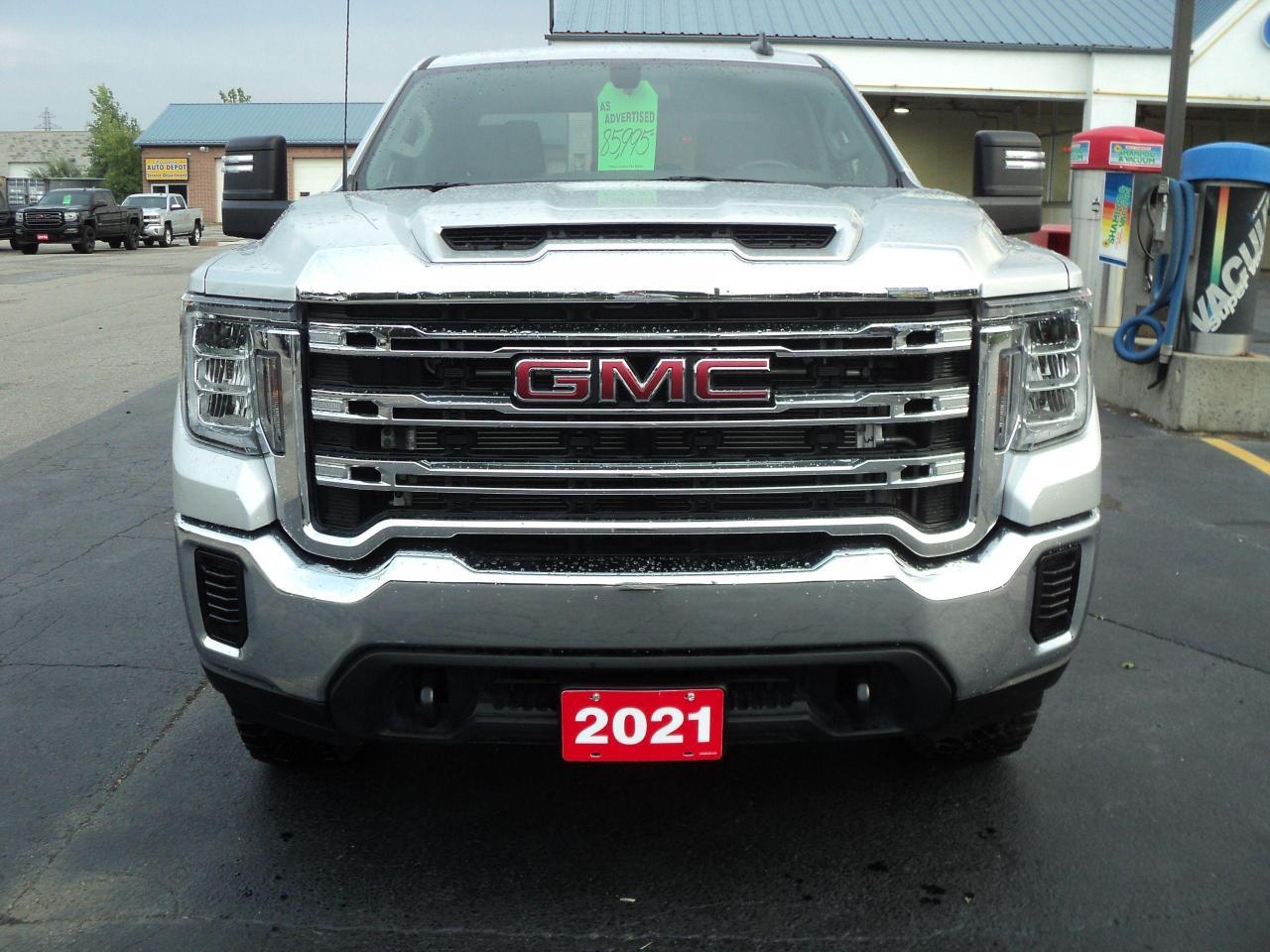 2021 GMC Sierra 2500