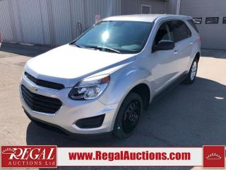 Used 2017 Chevrolet Equinox LS 4D Utility AWD 2.4L for sale in Calgary, AB