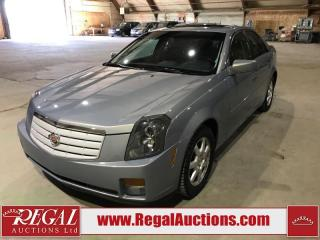 Used 2007 Cadillac CTS Base 4D Sedan RWD for sale in Calgary, AB