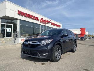 Used 2019 Honda CR-V EX AWD | SUNROOF | NEW TIRES! for sale in Winnipeg, MB