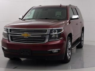 Used 2016 Chevrolet Tahoe LTZ 4WD  Leather Sunroof Navigation for sale in Winnipeg, MB