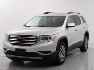Used 2017 GMC Acadia SLE AWD | Bluetooth | Heated Seats | Rear View Camera for sale in Winnipeg, MB
