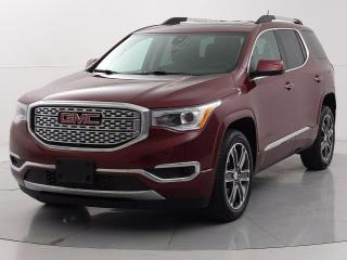 Used 2018 GMC Acadia Denali AWD Leather Sunroof Navigation for sale in Winnipeg, MB