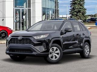 New 2021 Toyota RAV4 LE AWD for sale in Winnipeg, MB