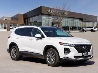 Used 2020 Hyundai Santa Fe Luxury | Certified | 2.49% Available | No Accident | for sale in Winnipeg, MB