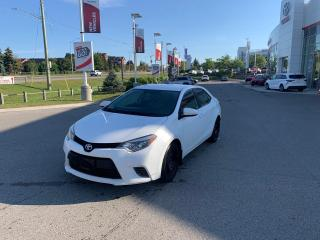 Used 2015 Toyota Corolla 4dr Sdn CVT LE for sale in Pickering, ON
