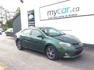 Used 2016 Toyota Corolla LE SUNROOF, HEATED SEATS, LOW KM!! WOW!! for sale in Richmond, ON