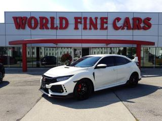 Used 2017 Honda Civic Type R   300 HP!   6-Speed   Accident Free for sale in Etobicoke, ON