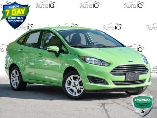 Used 2015 Ford Fiesta SE AUTOMATIC TRANSMISSION   CLEAN CAR FAX REPORT   LOW MILEAGE for sale in St Catharines, ON