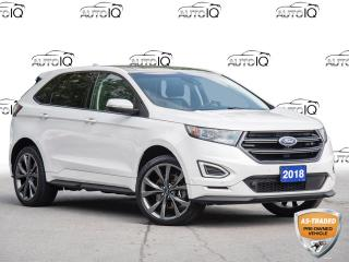 Used 2018 Ford Edge Sport SELLING AS IS PRE-OWNED | CLEAN CARFAX for sale in St Catharines, ON