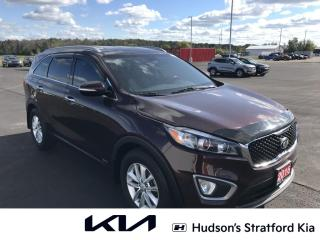 Used 2016 Kia Sorento 3.3L LX + One Owner | Rear Parking Sonar | Bluetooth for sale in Stratford, ON