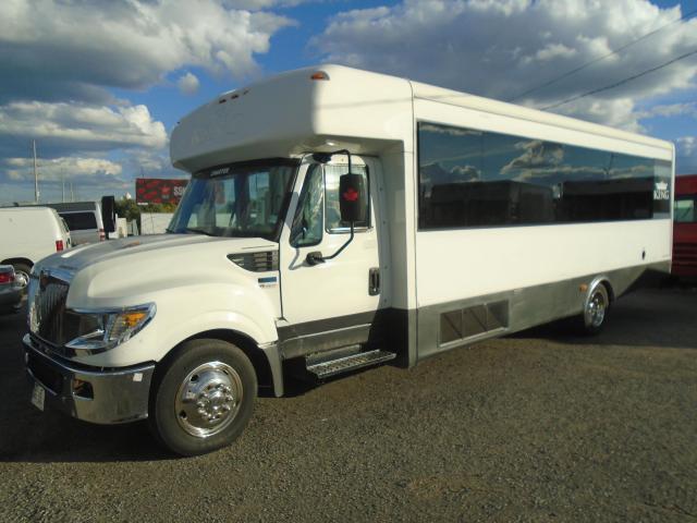 2013 International MAX FORCE bus
