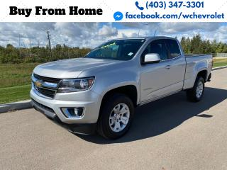 Used 2017 Chevrolet Colorado LT for sale in Red Deer, AB