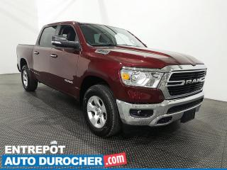 Used 2019 RAM 1500 Big Horn AWD AUTOMATIQUE Climatiseur - Bluetooth for sale in Laval, QC