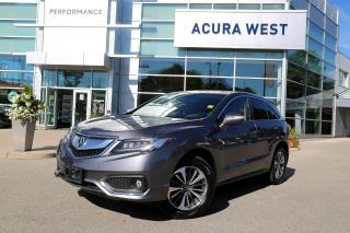 Used 2017 Acura RDX Elite Elite, Acura 7 year 160,000km warranty for sale in London, ON