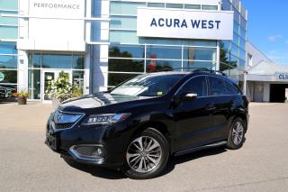 Used 2018 Acura RDX Elite Elite, Acura 7 year 160,000km warranty for sale in London, ON