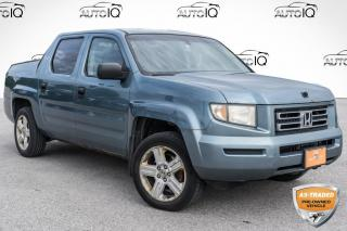 Used 2007 Honda Ridgeline LX SOLD AS TRADED, YOU CERTIFY, YOU SAVE!!! for sale in Barrie, ON