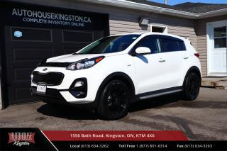 Used 2020 Kia Sportage LX BACK UP CAM - HEATED SEATS - APPLE & ANDROID AUTO for sale in Kingston, ON