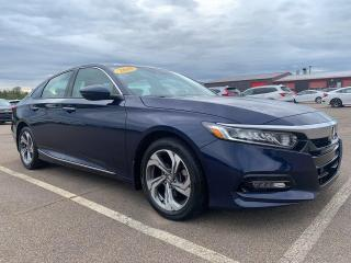 Used 2018 Honda Accord EX-L for sale in Summerside, PE