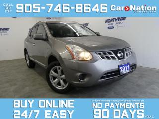 Used 2011 Nissan Rogue SV | AWD | REAR CAM | BLUETOOTH | ALLOYS for sale in Brantford, ON