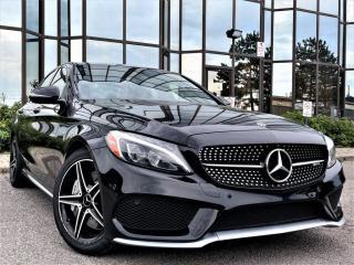 Used 2018 Mercedes-Benz C-Class AMG C 43 4MATIC Sedan for sale in Brampton, ON