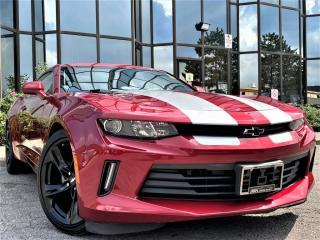 Used 2017 Chevrolet Camaro LT|REAR VIEW|ALLOYS|SPOILER|PADDLE SHIFTER|NAVI|BLUETOOTH| for sale in Brampton, ON