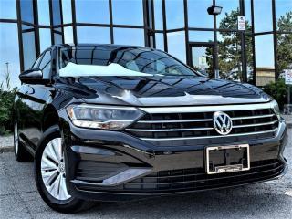 Used 2019 Volkswagen Jetta COMFORTLINE|AUTO|REAR VIEW|CARPLAY|ODOMETER|HEATED SEATS| for sale in Brampton, ON