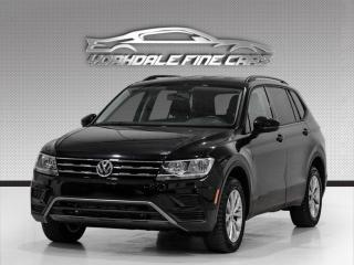 Used 2019 Volkswagen Tiguan Trendline 4MOTION AWD Camera, Heated Seats, Bluetooth for sale in Concord, ON