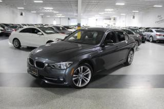 Used 2017 BMW 3 Series 330i XDRIVE SPORT I  NO ACCIDENTS I NAVIGATION I REAR CAM for sale in Mississauga, ON