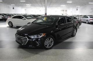 Used 2018 Hyundai Elantra LIMITED SEL I REAR CAM I CARPLAY I BLIND SPOT I HEATED SEATS for sale in Mississauga, ON